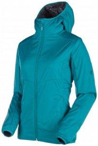 Mammut - Runbold Advanced Insulated Hooded Jacket Women Gr L;M schwarz