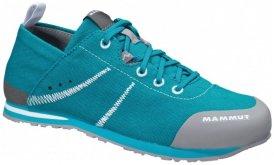 Mammut - Women's Sloper Low Canvas - Sneaker Gr 4 grau