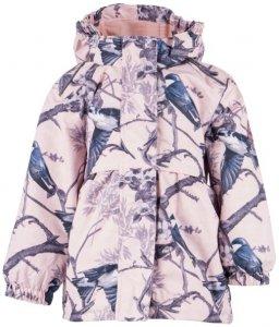 ME TOO - Kid's Ola 305 Mini Jacket - Hardshelljacke Gr 110 grau/rosa
