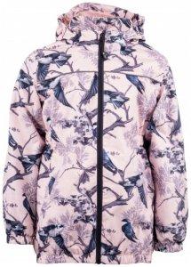 ME TOO - Ola 316 Kids Jacket - Hardshelljacke Gr 134 grau/rosa