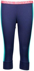 Mons Royale - Women's Alagna 3/4 Legging - Merinounterwäsche Gr XS blau