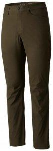 Mountain Hardwear - Hardwear AP 5-Pocket Pant - Jeans Gr 30 - Length: 32'' schwarz/braun