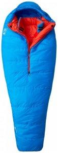 Mountain Hardwear - Hyperlamina Flame - Kunstfaserschlafsack Gr Regular - Zip: Left blau