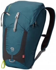 Mountain Hardwear - Rainshadow 18 OutDry - Daypack Gr One Size schwarz/türkis/blau