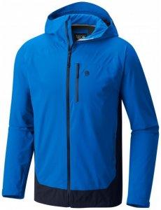 Mountain Hardwear - Stretch Ozonic Jacket - Hardshelljacke Gr XL blau
