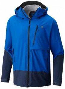 Mountain Hardwear - Superforma Jacket - Hardshelljacke Gr L blau/schwarz