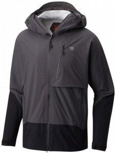 Mountain Hardwear - Superforma Jacket - Hardshelljacke Gr M schwarz