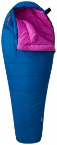 Mountain Hardwear - Women's Laminina Z 0F/-18C Gr Regular blau/rosa
