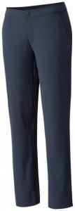Mountain Hardwear - Women's Right Bank Lined Pant Gr 10 - Length: 32'' schwarz/blau