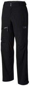 Mountain Hardwear - Women's Stretch Ozonic Pant Gr S - Long schwarz