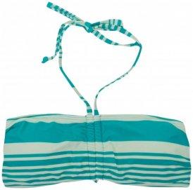 Nikita - Women's Crest Bikini Top - Bikini-Top Gr XS türkis/grau