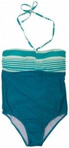 Nikita - Women's Fiska One Piece Swim Suit - Badeanzug Gr S blau/türkis