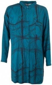 Nikita - Women's Harbor Dress - Kleid Gr S;XS blau/türkis;grau