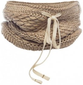 Nikita - Women's Tremula Snood - Stirnband Gr One Size beige/braun/grau