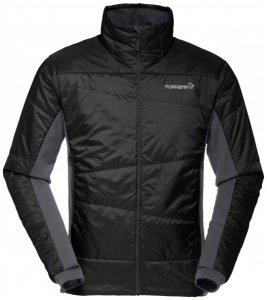 Norrøna - Falketind Primaloft60 Jacket - Kunstfaserjacke Gr S schwarz