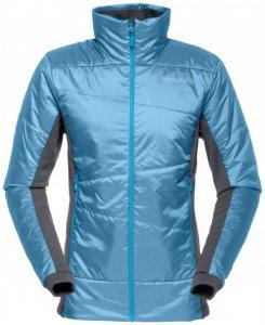 Norrøna - Women's Falketind Primaloft60 Jacket Gr M blau/grau