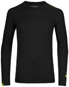 Ortovox - Merino Ultra 105 Long Sleeve - Merinounterwäsche Gr S schwarz