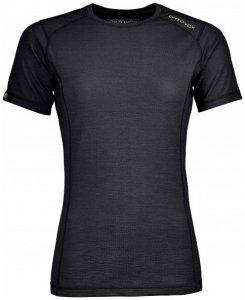 Ortovox - Women's 145 Ultra S-Sleeve - Merinounterwäsche Gr S schwarz