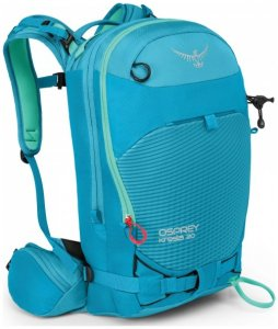 Osprey Kresta 20 Skirucksack hellblau,powder blue