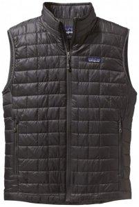 Patagonia Nano Puff Vest Herren - Gr. XL - forge grey - Nachhaltiges Produkt