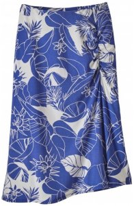 Patagonia - Women's Dream Song Skirt - Rock Gr XS blau/grau