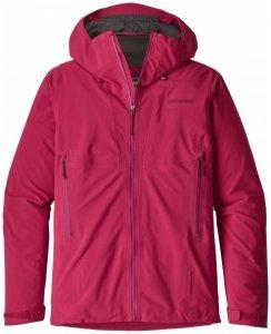Patagonia - Women's Galvanized Jacket - Hardshelljacke Gr L;M;S;XS schwarz;türkis;rosa/rot