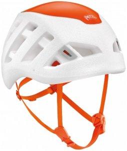 Petzl - Sirocco Helmet - Kletterhelm Gr M/L weiß/grau