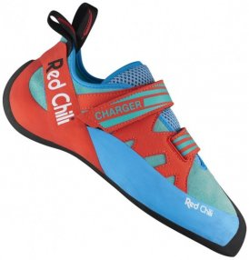 Red Chili - Charger - Kletterschuhe Gr 12 rot/blau