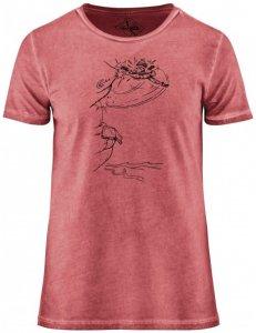 Red Chili - Erbse Dyno - T-Shirt Gr L;XL orange/braun;rot/rosa;grau