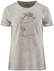 Red Chili - Erbse Dyno - T-Shirt Gr XL grau