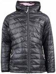 2117 of Sweden - Girl's Light Padded Jacket Rutvik Gr 164 schwarz/grau