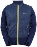 2117 of Sweden - Hybrid Jacket Tassasen - Fleecejacke Gr M blau