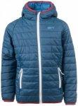 2117 of Sweden - Kid's Gotland Jacket With Hood - Kunstfaserjacke Gr 92 blau