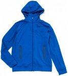 66 North - Fannar Hooded Sweater - Fleecejacke Gr S blau