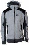 66 North - Gunnar Hooded Jacket - Fleecejacke Gr M;S;XL blau/schwarz