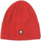 66 North - Surtsey Hat - Strickmütze Gr One Size rot