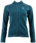 66 North - Women's Grettir Zipped Jacket - Fleecejacke Gr S;XS grau