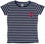 66 North - Women's Logn T-Shirt Small Sailor - T-Shirt Gr S;XS weiß/oliv