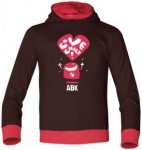 ABK - Kid's Chalk Lover Hoodie - Hoodie Gr 7/8 Years schwarz
