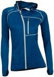 Aclima - Women's WS Jacket w/Hood - Wolljacke Gr L;S;XL;XS schwarz;blau
