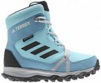 adidas - Kid's Terrex Snow CP CW - Winterschuhe Gr 4 blau/türkis