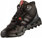 adidas - Terrex Fast Mid GTX-Surround - Wanderschuhe Gr 9,5 schwarz