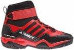 adidas - Terrex Hydro_Lace - Wassersportschuhe Gr 5,5 schwarz/rot