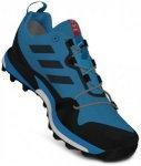 adidas - Terrex Skychaser LT GTX - Multisportschuhe Gr 10,5 blau/schwarz