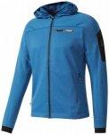 adidas - Terrex Stockhorn Fleece Hooded Jacket - Fleecejacke Gr 48;52;54 schwarz