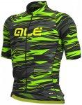 Alé - Rock Jersey Graphics - Radtrikot Gr L;M;S;XL oliv/schwarz;schwarz;schwarz