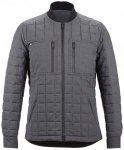 Alchemy Equipment - Primaloft Wool Hybrid Jacket Gr M;XL grau/schwarz;schwarz/br