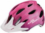 Alpina - Carapax Junior Flash - Radhelm Gr 51-56 cm rosa/grau