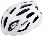 Alpina - Fedaia - Radhelm Gr 58-63 cm weiß/grau/schwarz