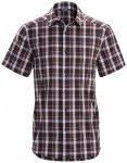 Arc'teryx - Brohm S/S Shirt - Hemd Gr M grau/schwarz